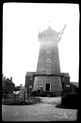 Tower mill, Sutterton