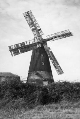 Cobbin's Mill, Downham Road, Ely, in a poor condition