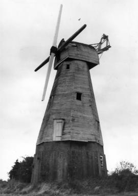 Lower Mill, Woodchurch, without sweeps or fantail