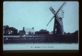 St Peter's Windmill in working order