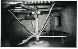 Photograph of a horsemill, Boland Museum, Worcester, South Africa