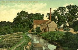 The Old Mill near Hubbards Hill, Louth