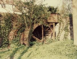Waterwheel, Polhill Mill, Harrietsham