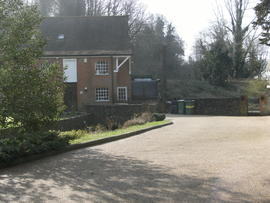 Upper Crisbrook Mill