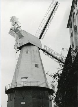 Union Mill. Cranbrook. Kent.
