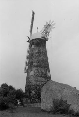 Waltham Windmill With two sails 2