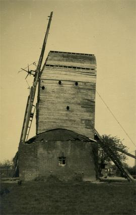 Toothill Mill, Stanford Rivers, derelict