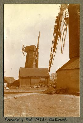 Smock and Post Mills, Outwood