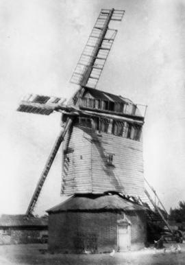 Upthorpe Road Mill, Stanton