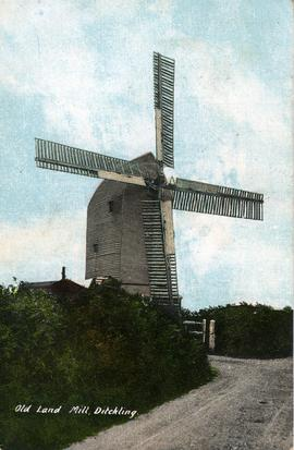 Old Land Mill, Ditchling