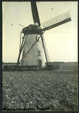Nieuwland Mill stopped