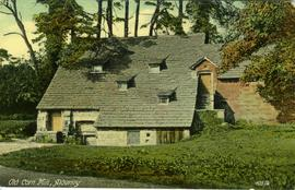 Old Corn MIll, Alderley