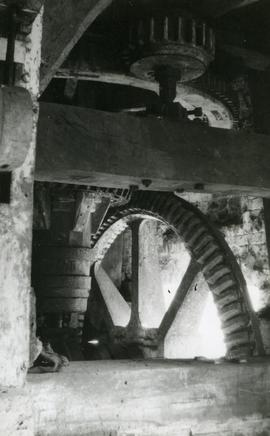 Pit machinery, Coster's Mill, West Lavington