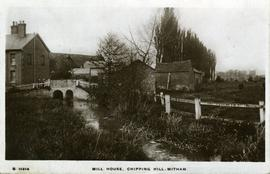 Mill House, Chipping Hill, Witham