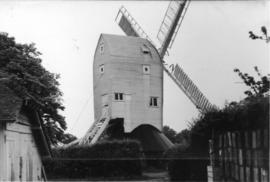 Stocks Mill, Wittersham, preserved