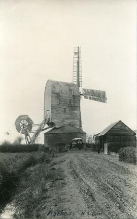 Post mill, Aythorpe Roding