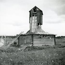 Chicken-hawk mill in Kuortane, South Bothnia