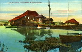 Old Tidal Mill & Backwater, Walton-on-Naze