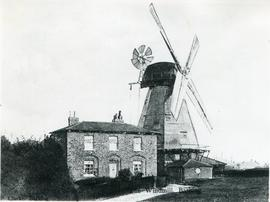 Wellington Smock Mill, Barking