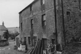 Close-up view, slightly blurred, Dye Works, Wooler