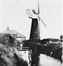 Thorpe Road Mill, Aldeburgh