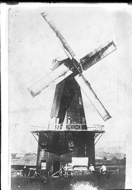 Black Mill, Ore, in working order