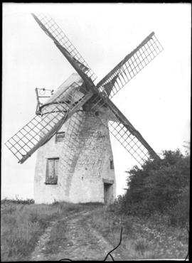 Tower mill, Long Crendon