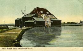 Old Water Mill, Walton-on-Naze
