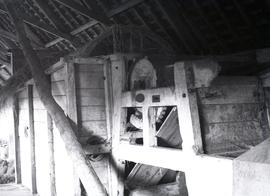 Threshing Machine of Mamhead Farm