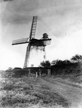 Great Saughall Mill, Cheshire