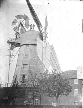 Cooke's Mill, Stalham