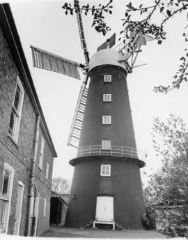 Hoyle's Mill in Alford