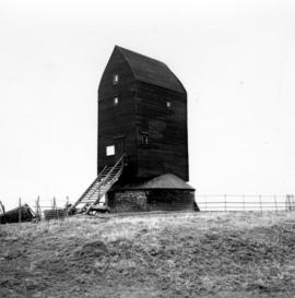 Winchelsea Post Mill, Sussex
