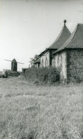 Six Mile Bottom Mill, Burrough Green, and outbuildings