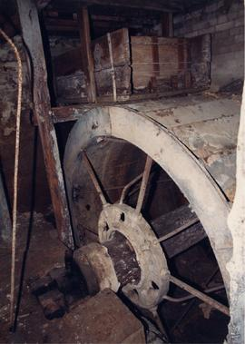 Waterwheel, Grimstone Mill, Stratton
