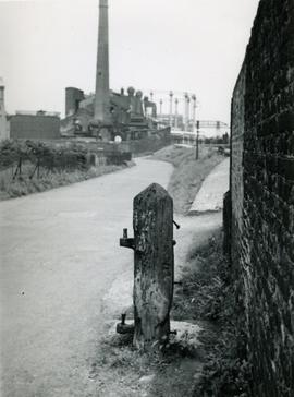 Toll Gate Post of Abbey Mill