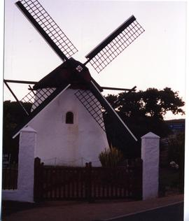 Photograph of Mostert's Mill, Cape Town, South Africa