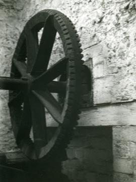 Pumping Wheel, Beaumaris Prison
