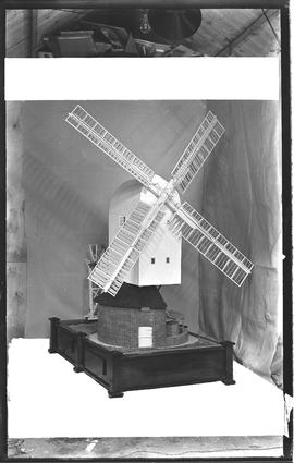 Model of Sprowston Mill