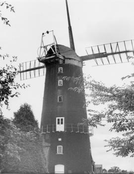 Caston Mill close-up