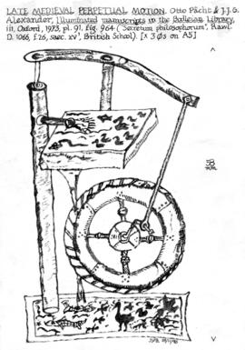 """Late Medieval Perpetual Motion"""