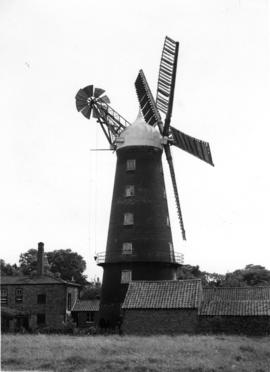 Hoyle's 5-sailed Mill, Alford