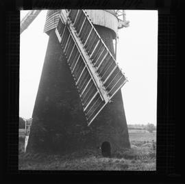 Patent sail, Runham Swim North (Child's) drainage mill, Norfolk