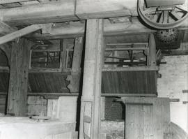 Interior, watermill, Kersey