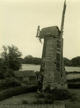 Outwood smock mill, Surrey