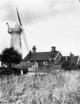 Framlingham Mill, Suffolk