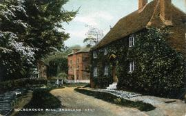 Holborough Mill, Snodland, Kent