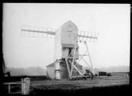 Post mill, Gissing