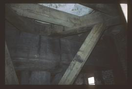 Interior of windmill or watermill