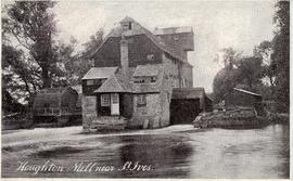 Houghton Mill near St. Ives.